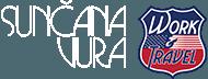 Work and Travel agencija SUNČANA VURA Logo
